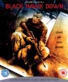 Black Hawk Down - British Blu-Ray movie cover (xs thumbnail)
