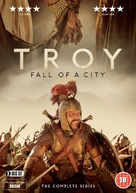 """""""Troy: Fall of a City"""" - British Movie Cover (xs thumbnail)"""