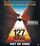 127 Hours - Chilean Movie Poster (xs thumbnail)