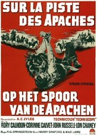 Apache Uprising - Belgian Movie Poster (xs thumbnail)