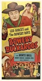 Bowery Buckaroos - Movie Poster (xs thumbnail)