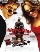 Big Fat Liar - Spanish Movie Poster (xs thumbnail)