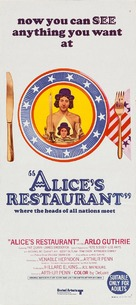 Alice's Restaurant - Australian Movie Poster (xs thumbnail)