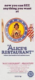 Alice's Restaurant - Australian Movie Poster (xs thumbnail)