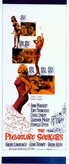 The Pleasure Seekers - Movie Poster (xs thumbnail)