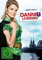 """Danni Lowinski"" - German DVD movie cover (xs thumbnail)"