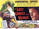 Lost, Lonely and Vicious - Movie Poster (xs thumbnail)