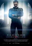Man of Steel - Italian Movie Poster (xs thumbnail)