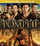 Pompeii - Swedish Movie Cover (xs thumbnail)