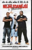 Malibu's Most Wanted - Czech VHS cover (xs thumbnail)