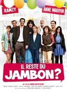 Il reste du jambon - French DVD cover (xs thumbnail)