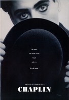 Chaplin - Movie Poster (xs thumbnail)
