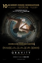 Gravity - Movie Poster (xs thumbnail)