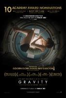 Gravity - Movie Poster (xs thumbnail)