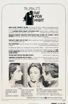 La nuit américaine - Movie Poster (xs thumbnail)