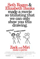 Zack and Miri Make a Porno - Advance poster (xs thumbnail)