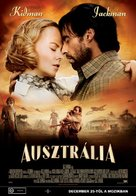 Australia - Hungarian Movie Poster (xs thumbnail)