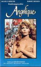 Indomptable Angèlique - French VHS movie cover (xs thumbnail)
