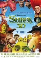 Shrek Forever After - Dutch Movie Poster (xs thumbnail)