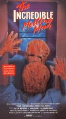 The Incredible Melting Man - VHS cover (xs thumbnail)