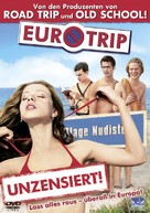 EuroTrip - German Movie Cover (xs thumbnail)