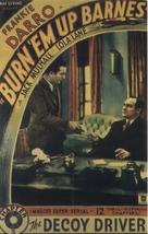 Burn 'Em Up Barnes - Movie Poster (xs thumbnail)