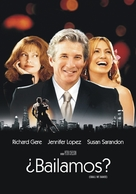 Shall We Dance - Argentinian DVD movie cover (xs thumbnail)