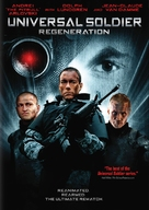 Universal Soldier: Regeneration - DVD cover (xs thumbnail)