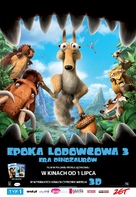 Ice Age: Dawn of the Dinosaurs - Polish Movie Poster (xs thumbnail)