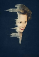 The Iron Lady - Canadian Key art (xs thumbnail)