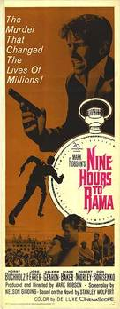 Nine Hours to Rama - Movie Poster (xs thumbnail)