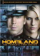 """Homeland"" - DVD movie cover (xs thumbnail)"