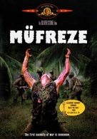 Platoon - Turkish DVD movie cover (xs thumbnail)