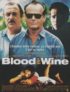 Blood and Wine - French Movie Poster (xs thumbnail)