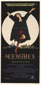 Moonstruck - Australian Movie Poster (xs thumbnail)