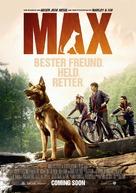 Max - German Movie Poster (xs thumbnail)