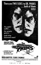 The Abominable Dr. Phibes - poster (xs thumbnail)