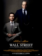 Wall Street: Money Never Sleeps - French Movie Poster (xs thumbnail)
