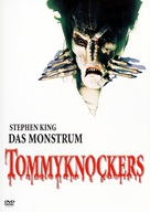 """The Tommyknockers"" - German DVD cover (xs thumbnail)"