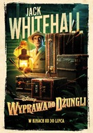 Jungle Cruise - Polish Movie Poster (xs thumbnail)