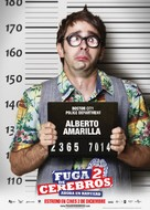 Fuga de cerebros 2 - Spanish Movie Poster (xs thumbnail)