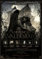 La herencia Valdemar - Spanish Theatrical poster (xs thumbnail)