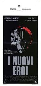 Universal Soldier - Italian Movie Poster (xs thumbnail)