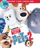 The Secret Life of Pets 2 - Blu-Ray movie cover (xs thumbnail)