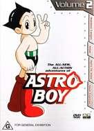 """Astro Boy tetsuwan atomu"" - Australian DVD movie cover (xs thumbnail)"