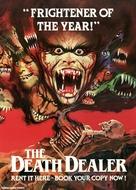 Psychic Killer - British Movie Poster (xs thumbnail)