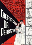The Young Doctors - German Movie Poster (xs thumbnail)