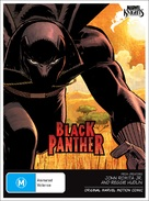 """Black Panther"" - Australian DVD movie cover (xs thumbnail)"