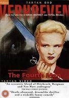De vierde man - British Movie Cover (xs thumbnail)