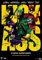 Kick-Ass - Portuguese DVD movie cover (xs thumbnail)